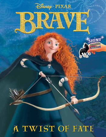 A Twist of Fate (Disney/Pixar Brave) by