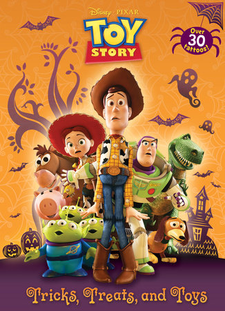 Tricks, Treats, and Toys (Disney/Pixar Toy Story) by
