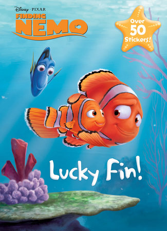 Lucky Fin! (Disney/Pixar Finding Nemo) by RH Disney