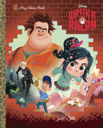 Wreck-It Ralph (Disney Wreck-It Ralph) by RH Disney