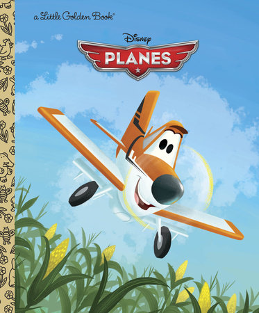 Disney Planes Little Golden Book (Disney Planes) by Klay Hall