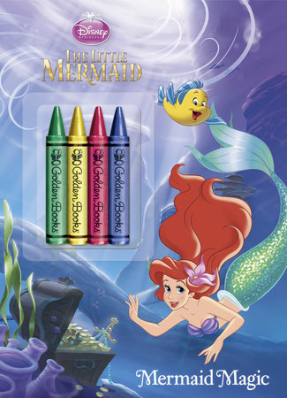 Mermaid Magic (Disney Princess) by RH Disney