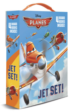 Jet Set! (Disney Planes) by