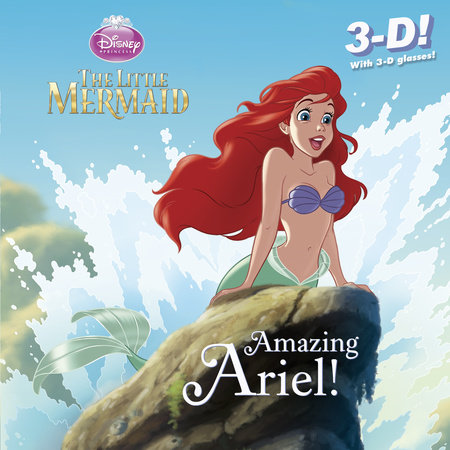 Amazing Ariel! (Disney Princess) by