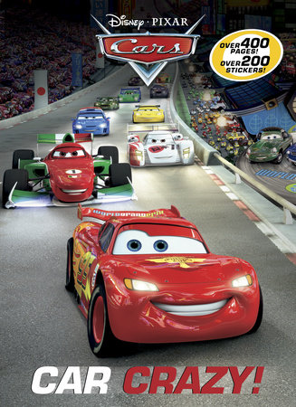 Car Crazy! (Disney/Pixar Cars) by Frank Berrios