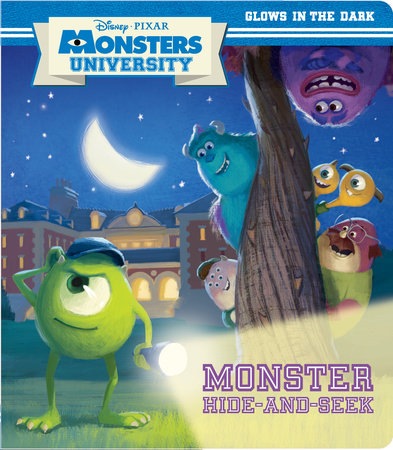 Monster Hide-and-Seek (Disney/Pixar Monsters University) by