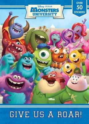 Give Us a Roar! (Disney/Pixar Monsters University) by