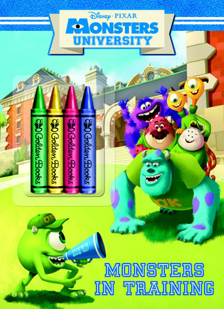 Monsters in Training (Disney/Pixar Monsters University) by RH Disney