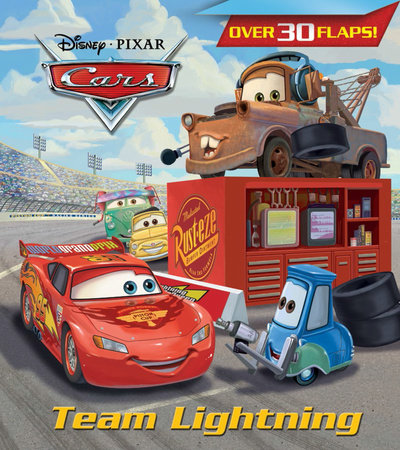 Team Lightning (Disney/Pixar Cars) by RH Disney