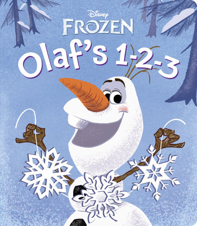 Olaf's 1-2-3 (Disney Frozen) by RH Disney