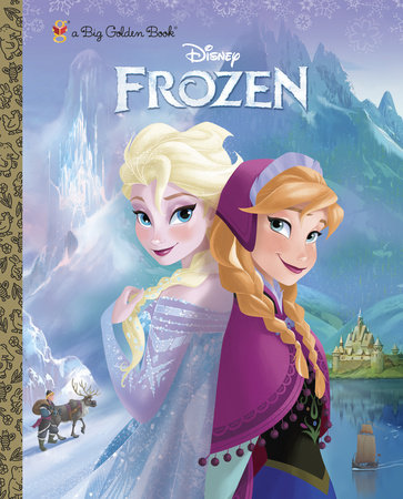 Frozen Big Golden Book (Disney Frozen) by RH Disney