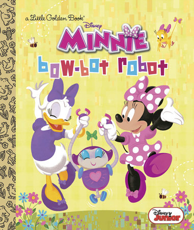Bow-Bot Robot (Disney Junior: Minnie's Bow Toons) by
