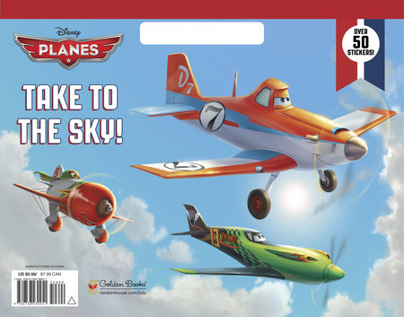 Take to the Sky! (Disney Planes) by Frank Berrios