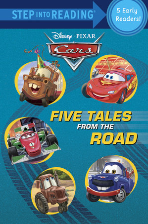 Five Tales from the Road (Disney/Pixar Cars) by RH Disney