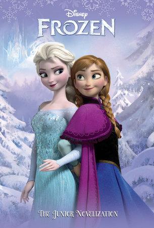 Frozen Junior Novelization (Disney Frozen) by RH Disney