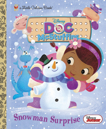 Snowman Surprise (Disney Junior: Doc McStuffins) by