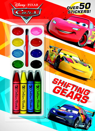 Shifting Gears (Disney/Pixar Cars) by Frank Berrios