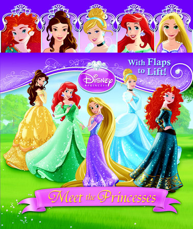 Meet the Princesses (Disney Princess) by