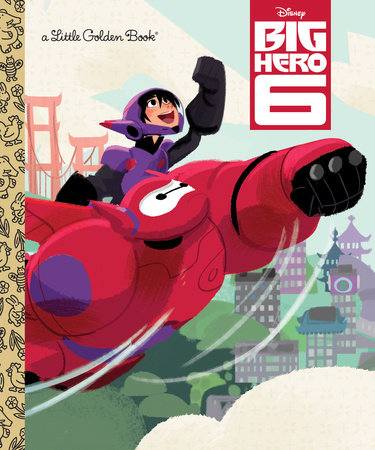 Big Hero 6 (Disney Big Hero 6) by RH Disney