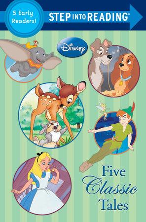 Five Classic Tales (disney Classics)