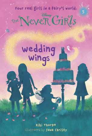 Never Girls #5: Wedding Wings (Disney: The Never Girls) by
