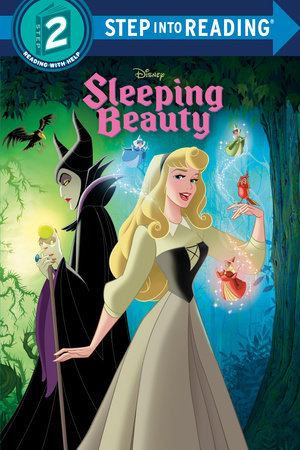 Sleeping Beauty Step into Reading (Disney Princess) by
