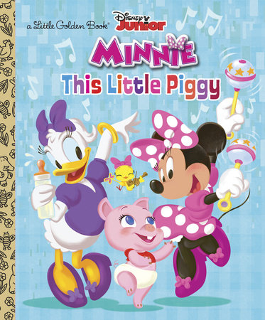 This Little Piggy (Disney Junior: Minnie's Bow-toons) by