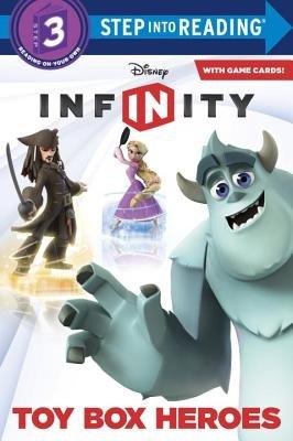 Toy Box Heroes (disney Infinity)