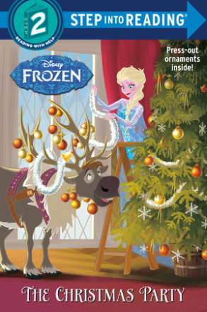 The Christmas Party (disney Frozen)