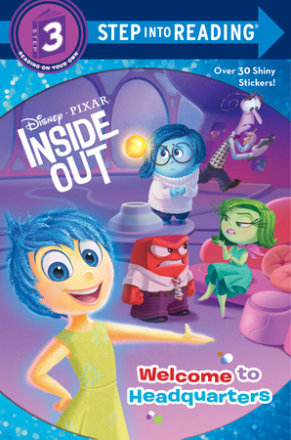 Welcome To Headquarters (disney/pixar Inside Out)
