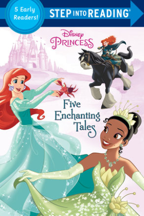 Five Enchanting Tales (disney Princess)