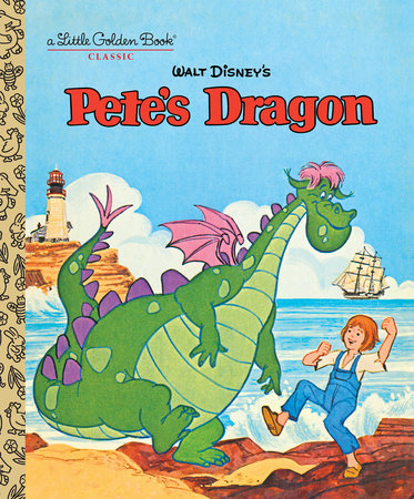 Pete's Dragon (Disney: Pete's Dragon)