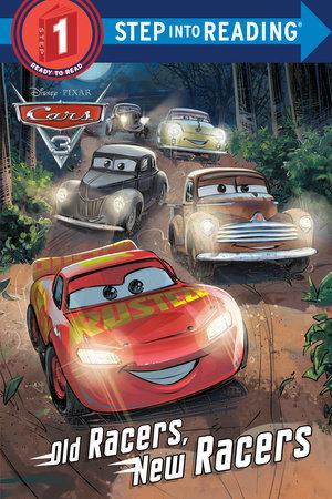 Old Racers, New Racers (disney/pixar Cars 3)