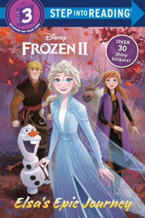 Frozen 2 Deluxe Step Into Reading #1(disney Frozen 2)