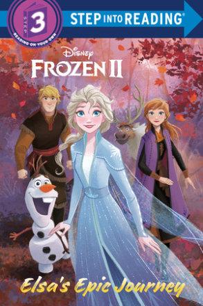 Frozen 2 Deluxe Step Into Reading #1(disney Frozen 2)