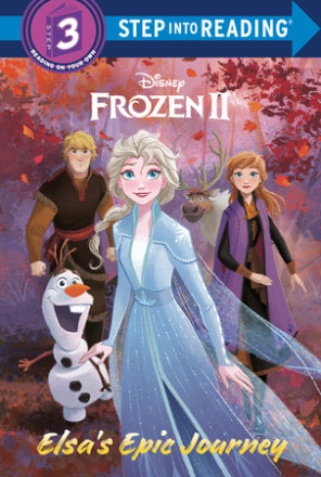Frozen 2 Deluxe Step Into Reading #1 (disney Frozen 2) (ebk)
