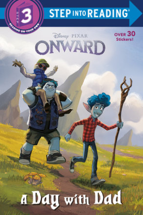 Onward Deluxe Step Into Reading #1 (disney/pixar Onward)