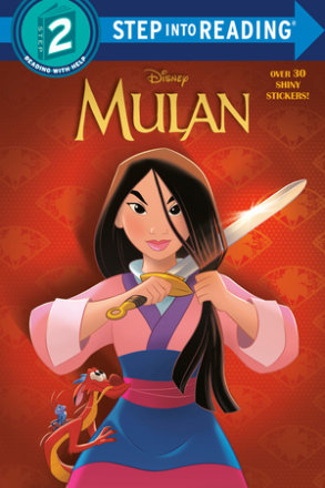 Mulan Deluxe Step Into Reading (disney Princess)