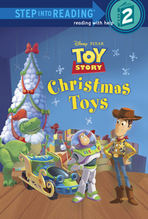 Christmas Toys (Disney/Pixar Toy Story) by