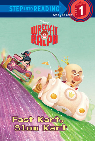 Fast Kart, Slow Kart (Disney Wreck-It Ralph) by Apple Jordan