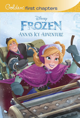 Anna's Icy Adventure (Disney Frozen) by RH Disney