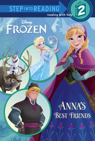 Anna's Best Friends (Disney Frozen) by