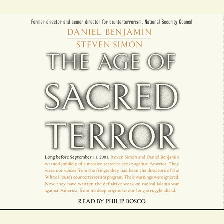 The Age of Sacred Terror by