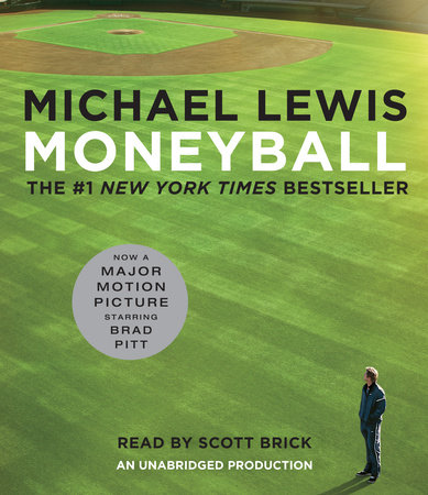 Moneyball by Michael Lewis