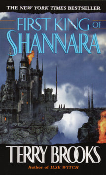The First King of Shannara Cover