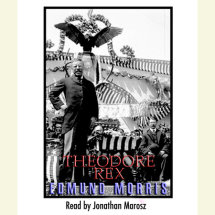 Theodore Rex Cover