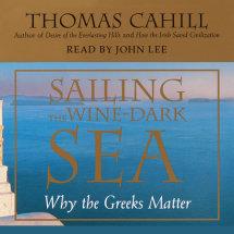Sailing the Wine Dark Sea Cover