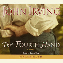 The Fourth Hand Cover
