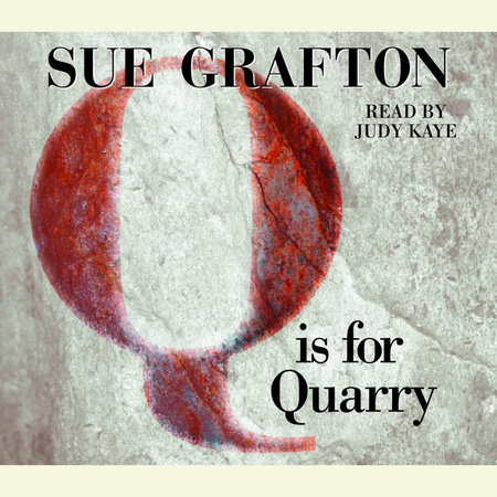 Q Is For Quarry by