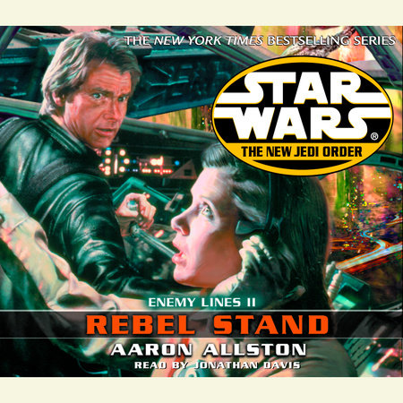 Rebel Stand: Star Wars (The New Jedi Order) by Aaron Allston